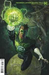 Green Lantern Season Two #8 CVR B Simone Bianchi