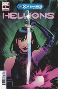 Hellions #5 Variant Pichelli