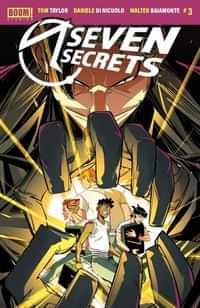 Seven Secrets #3 CVR A