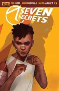 Seven Secrets #3 CVR B Secret