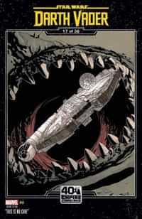 Star Wars Darth Vader #6 Variant Sprouse Empire Strikes Back