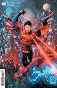 Superman #26 CVR B Tony S Daniel