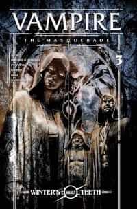 Vampire The Masquerade #3 CVR A Campbell