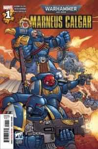 Warhammer 40k Marneus Calgar #1