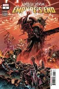 Web Of Venom Empyres End #1