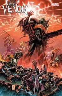 Web Of Venom Empyres End #1 Variant Knull Is Coming