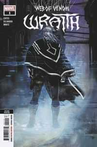 Web Of Venom Wraith #1 Second Printing