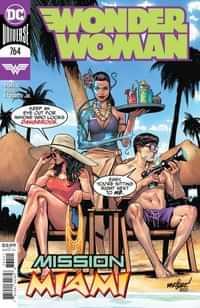 Wonder Woman #764 CVR A David Marquez