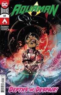 Aquaman #64 CVR A Robson Rocha