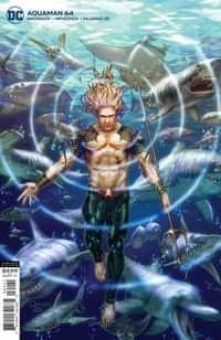Aquaman #64 CVR B Gilbert Vigonte