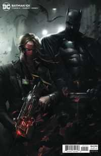Batman #101 CVR B Cardstock Francesco Mattina