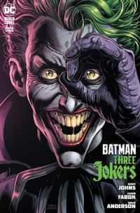 Batman Three Jokers #3 CVR A Jason Fabok Joker