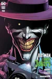 Batman Three Jokers #3 Variant Premium Killing Joke Hawaiian Shirt