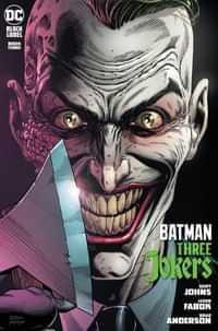 Batman Three Jokers #3 Variant Premium Endgame Mowhawk