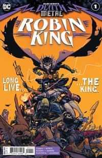 Dark Nights Death Metal One-Shot Robin King