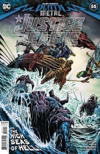 Justice League #55 CVR A Liam Sharp