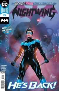 Nightwing #75 CVR A Travis Moore