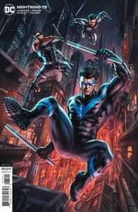 Nightwing #75 CVR B Alan Quah