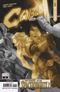 Cable #4 Second Printing Noto