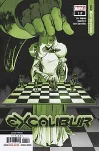 Excalibur #12 Second Printing Asrar