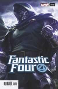 Fantastic Four #25 Variant Artgerm