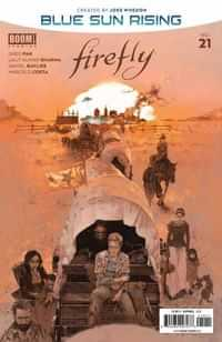 Firefly #21 CVR A