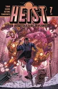 Heist How To Steal A Planet #7