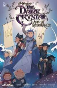 Jim Henson Dark Crystal Age Resistance #12 CVR A