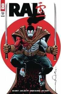Rai #8 CVR A Simonson