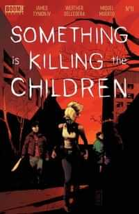 Something Is Killing Children #11 CVR A