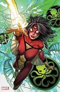 Spider-Woman #5 Variant 100 Copy Land Virgin