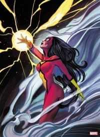 Spider-Woman #5 Variant 100 Copy Momoko Virgin