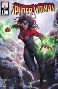 Spider-Woman #5 Variant Junggeun Yoon