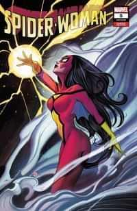 Spider-Woman #5 Variant Momoko