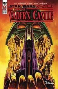 Star Wars Adventures Shadow Of Vaders Castle CVR A Francavilla