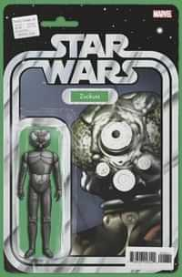 Star Wars Bounty Hunters #6 Variant Christopher Action Figure