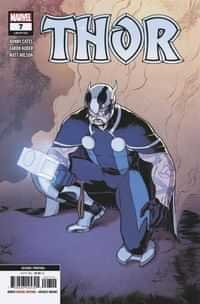 Thor #7 Second Printing Klein