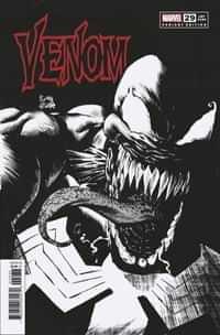 Venom #29 Variant 25 Copy Stegman Sketch