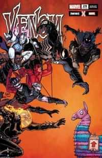 Venom #29 Variant Kuder Fortnite