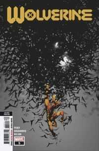 Wolverine #5 Second Printing Kubert