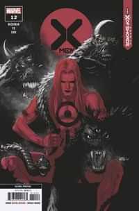X-men #12 Second Printing Yu