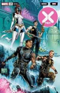 X-men #13 Variant Quesada Fortnite