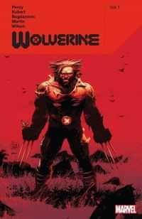 Wolverine TP Benjamin Percy V1