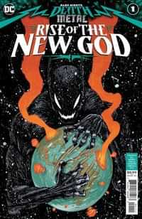 Dark Nights Death Metal One-Shot Rise Of The New God