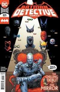 Detective Comics #1029 CVR A Kenneth Rocafort