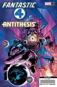 Fantastic Four Antithesis #2 Second Printing Neal Adams