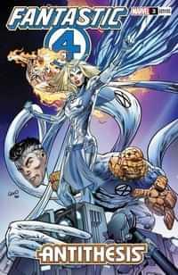 Fantastic Four Antithesis #3 Variant 50 Copy Land