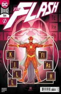 Flash #764 CVR A Bernard Chang