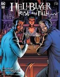 Hellblazer Rise And Fall #2 CVR A Darick Robertson