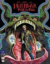 Hellblazer Rise And Fall #2 CVR B Jh Williams III